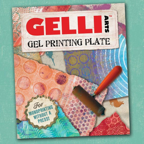 Monoprint & Gel Plates