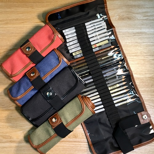 Pencil, Pen & Marker Cases
