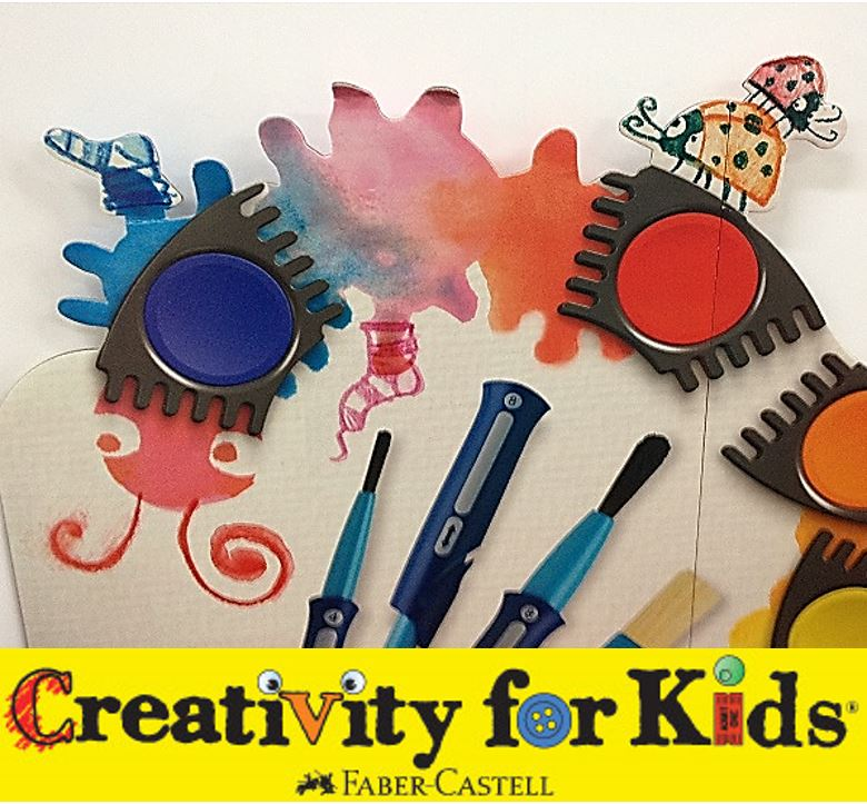 Faber Castell Kids Art Sets