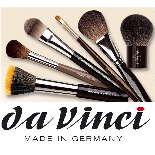 da Vinci Cosmetic Brushes