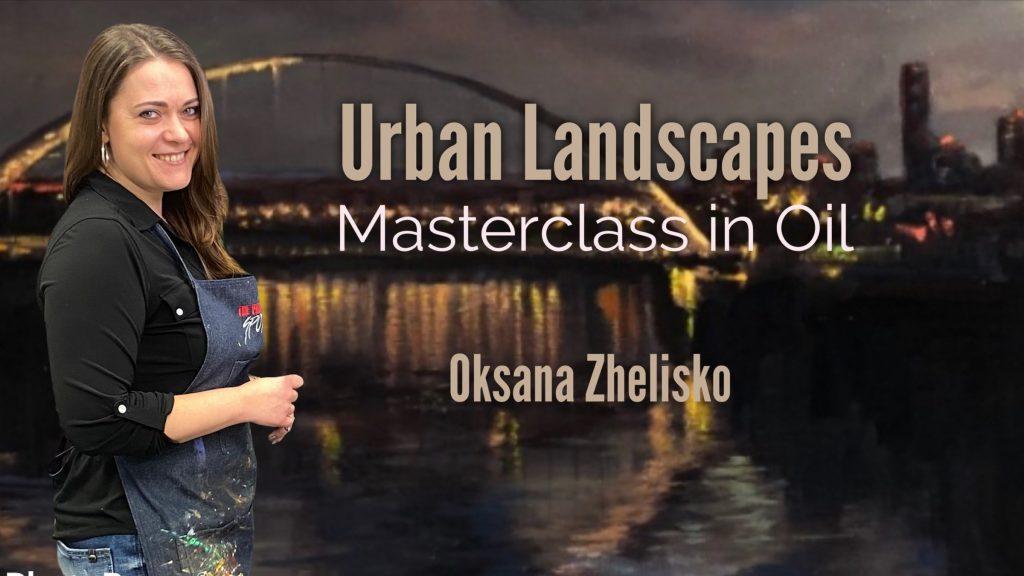 Oksana Zhelisko Oil Painting Master Class