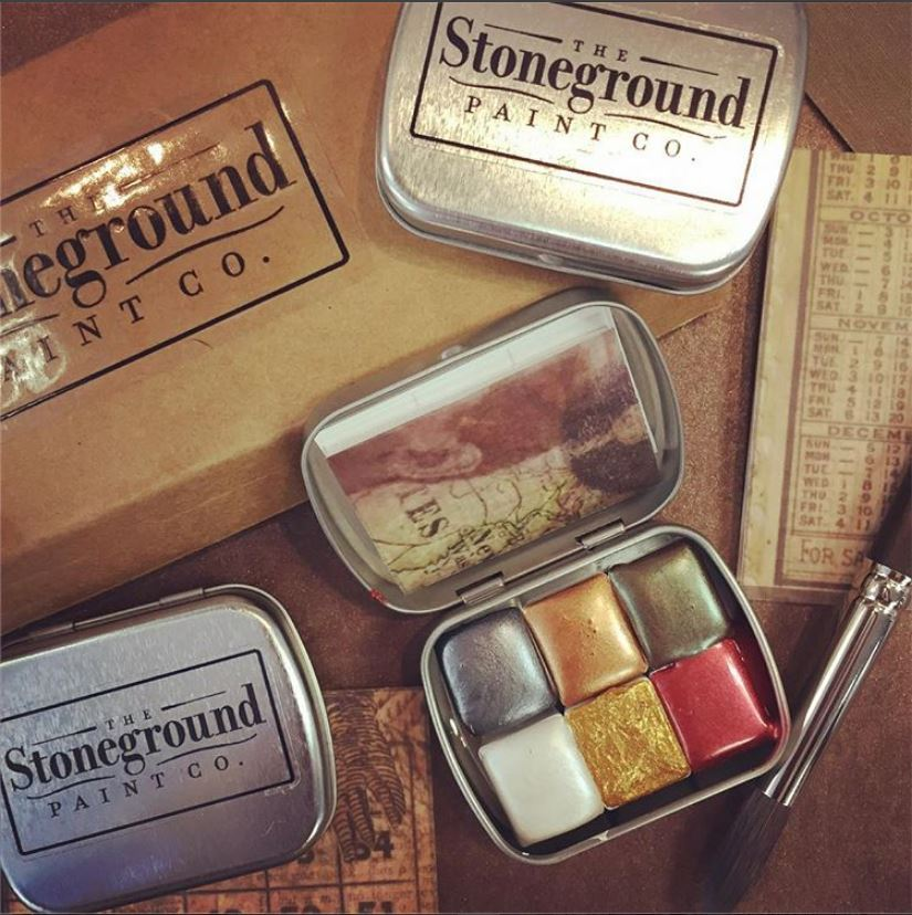 Stoneground Watercolours