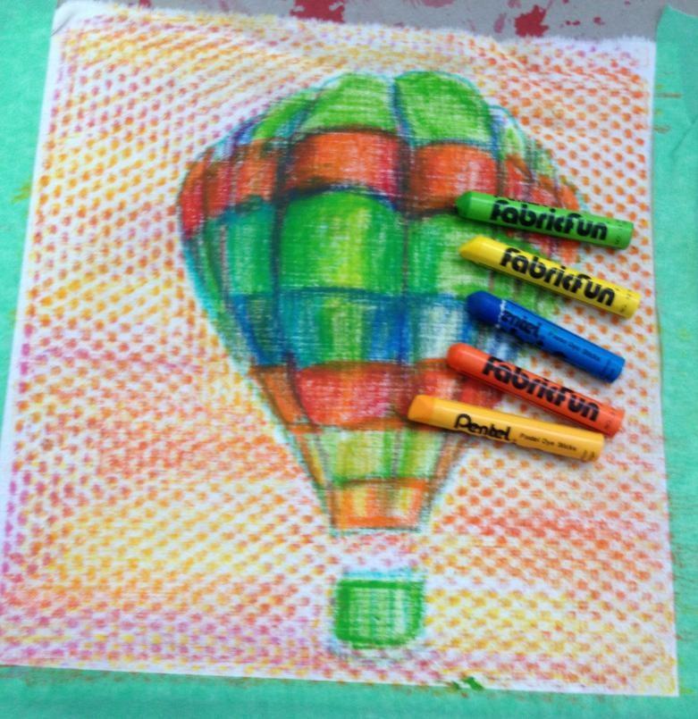 Pentel Fabric Fun Pastel Tips