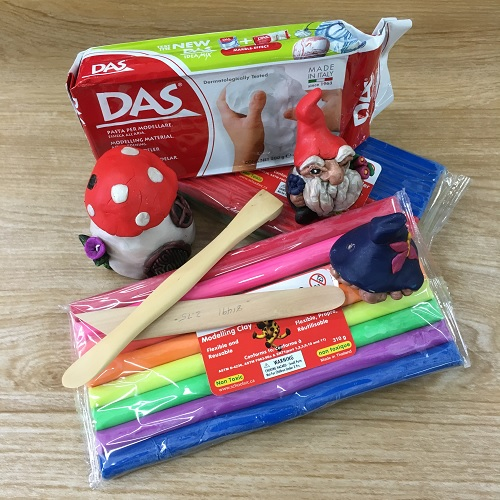 Sculpture Supplies for Schools