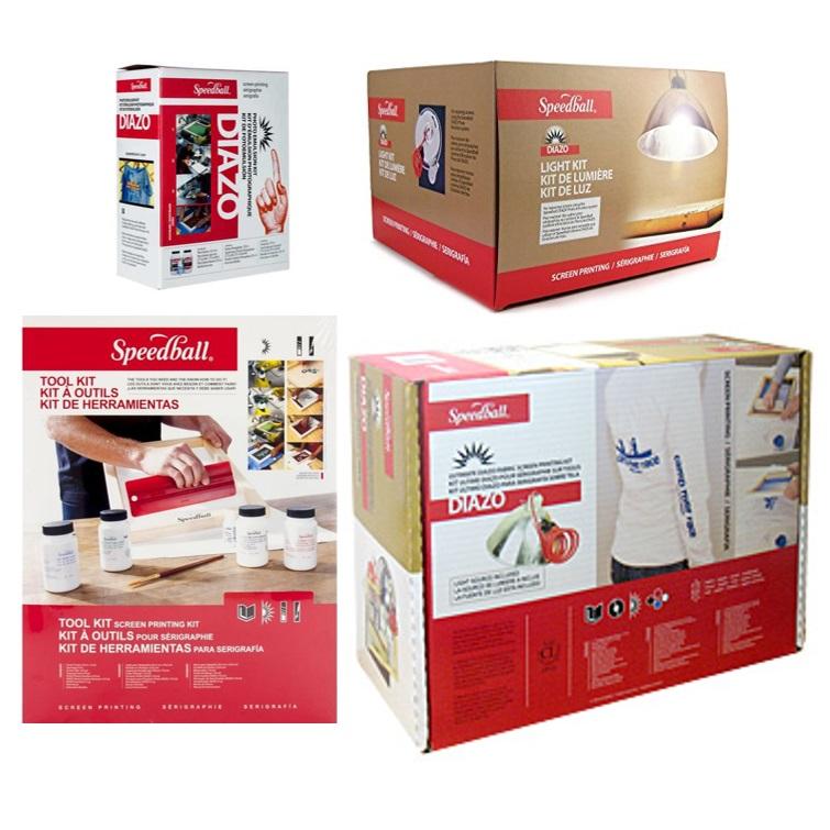 Screen Print Kits