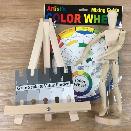 Studio Supplies for Art Rooms