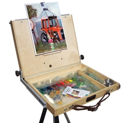 Travel Pochade Box