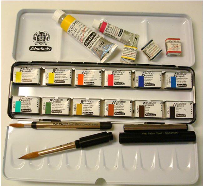 Watercolour Sets
