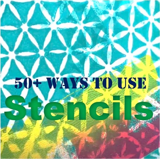 Stencils 50 Ways