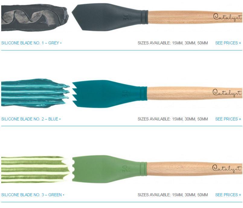 Catalyst Blades 1