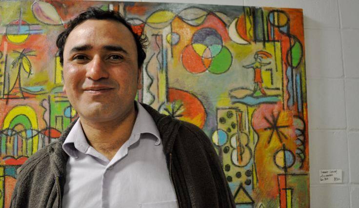 Pedro Rodriguez uses Evolon