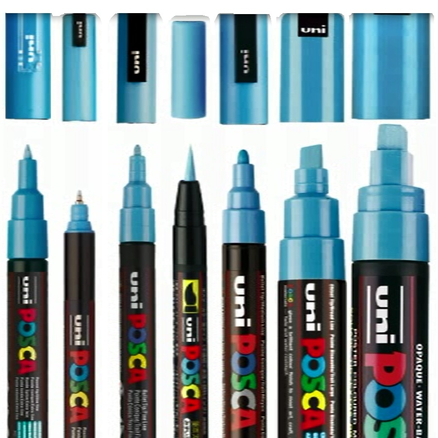 Posca Markers Point Sizes