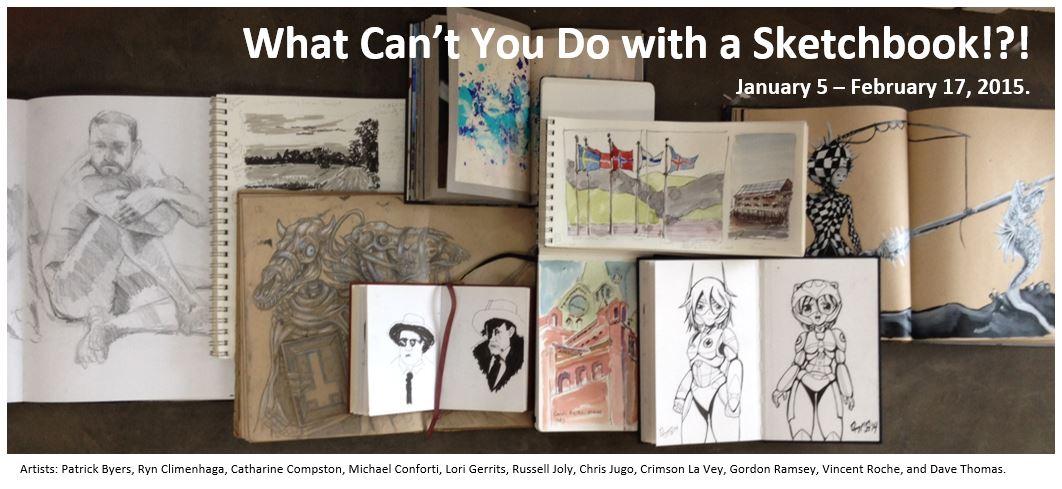 Sketchbook Exhibition