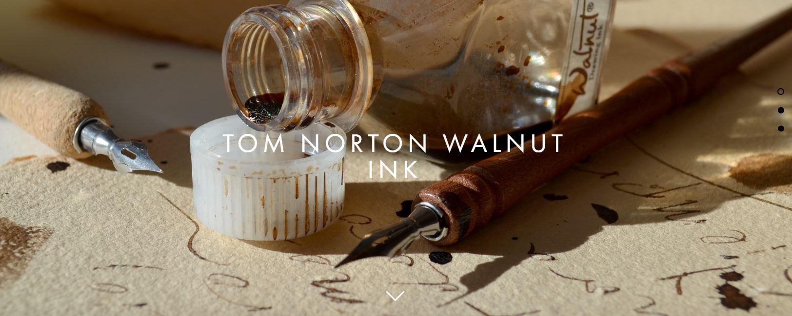 Walnut Ink Header